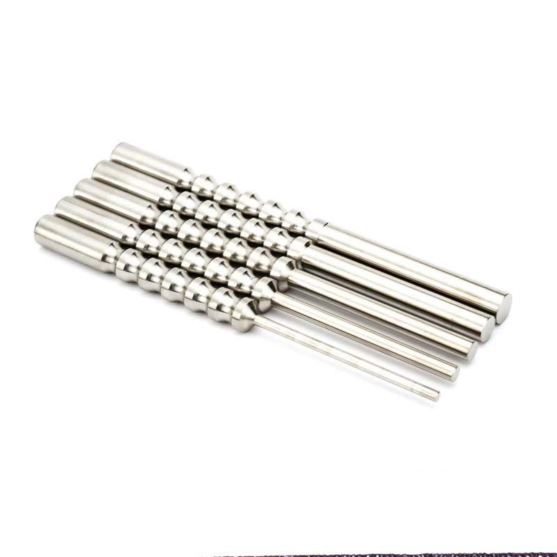 Titanium Metric Pin Punch Set (2768)