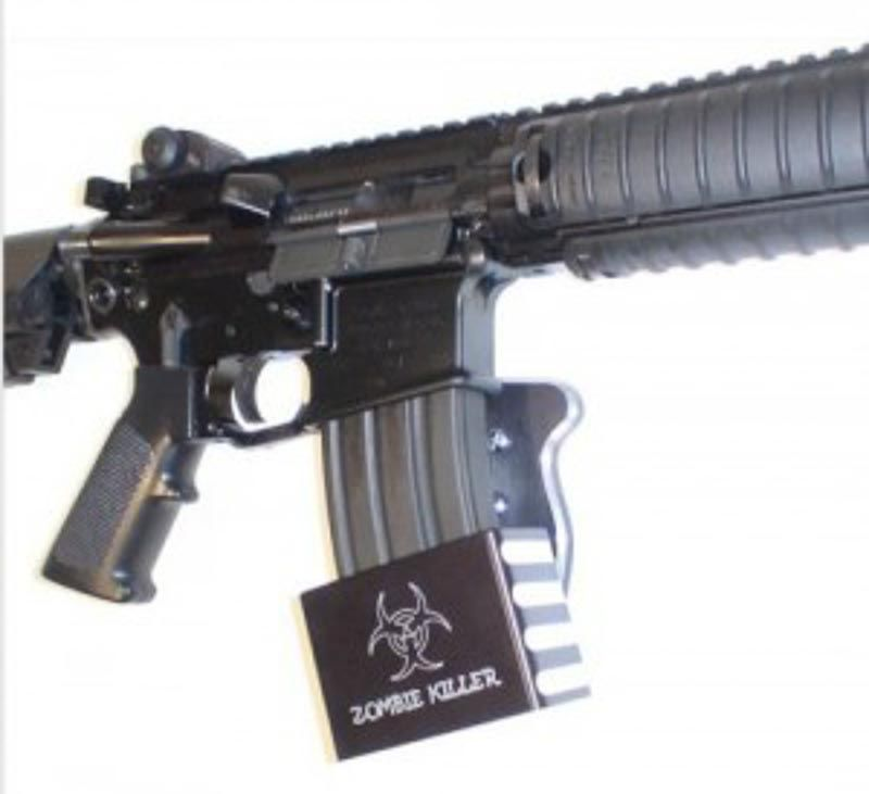 Wall Mount for AR-15 (2396)